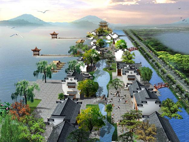 岳阳南湖旅游度假区旅游总体策划