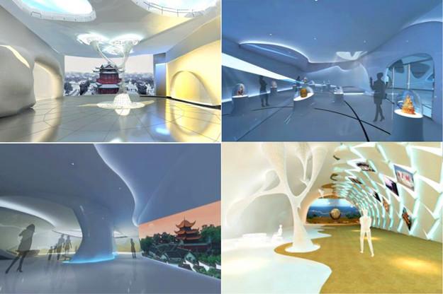 洞庭湖博物馆概念规划设计