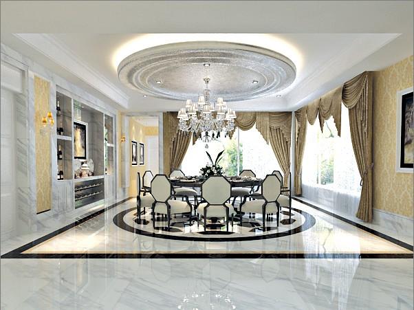 如何营造家居配饰设计的奢华气度-清大环艺设计培训图片