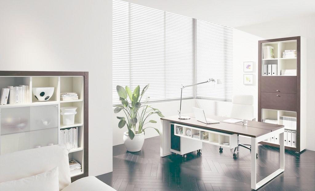 办公室风水陈设设计之装修原则