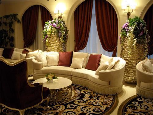 现代家居的配饰设计风格选择图片