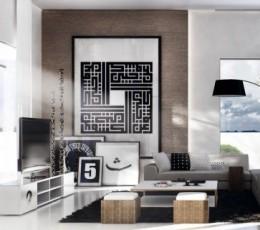 家居陈设艺术品对室内陈设的影响