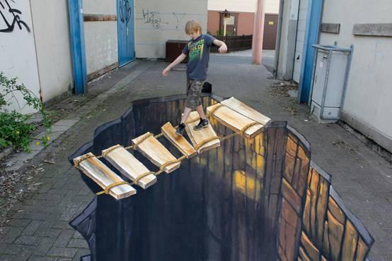 创意无处不在-Nikolaj Arndt3D插画环境设计