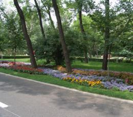 自然与家园心意相通的环境艺术设计——国际花博会长沙园