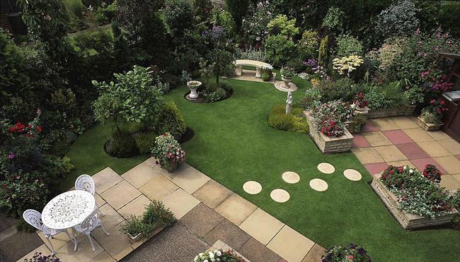 别墅庭院设计中植物搭配技巧 让其与众不同