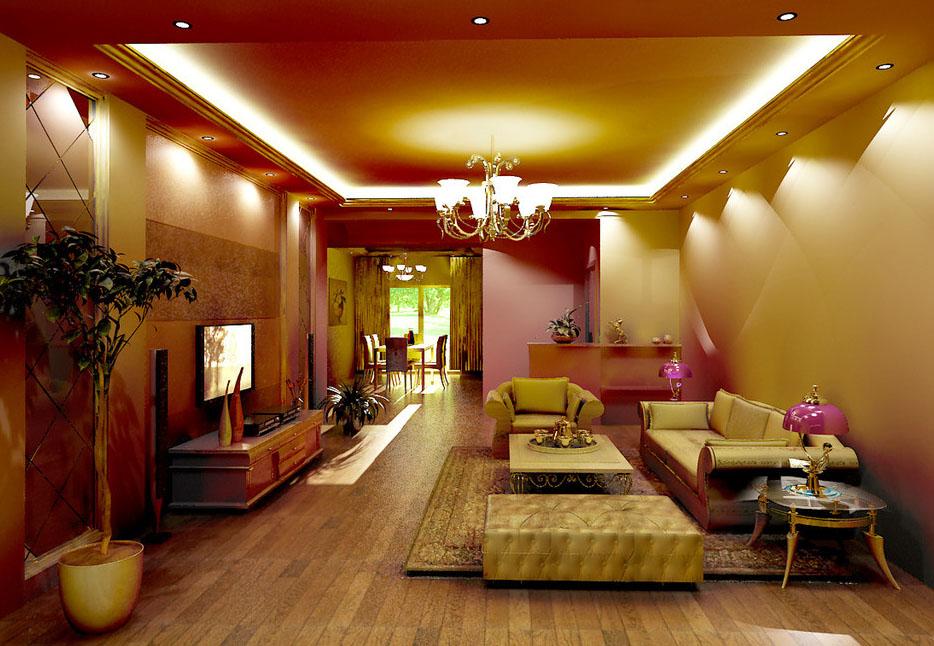 灯光教学设计:家居灯光设计智能解决方案(二)