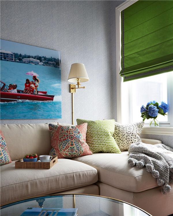 家居陈设艺术在室内环境中的应用