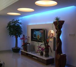 灯光教学设计:家居灯光设计智能解决方案(三)