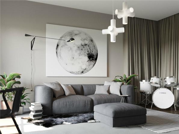 家居陈设品搭配的选择融合美学装饰效果