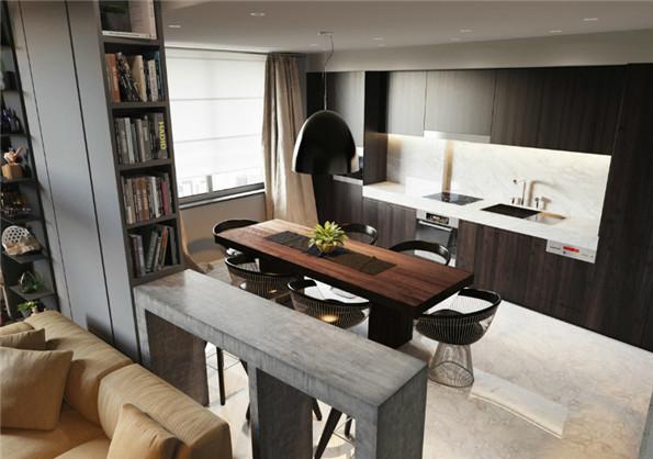 家居陈设在居室之中塑造着重要的作用