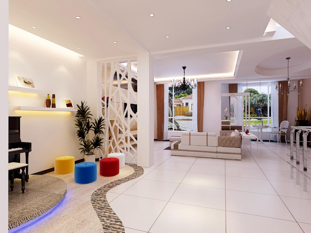 别墅装修设计中软装的重要性