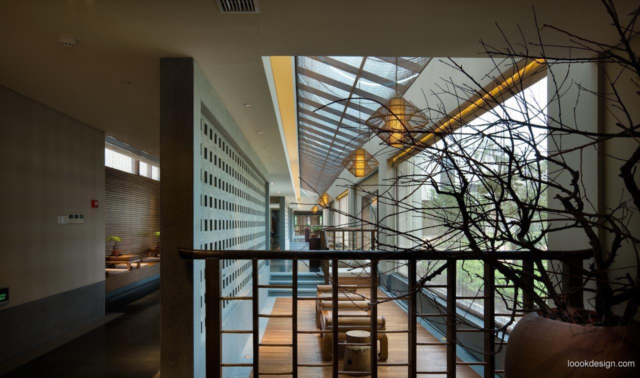 【酒店设计】禅意酒店--无锡灵山精舍