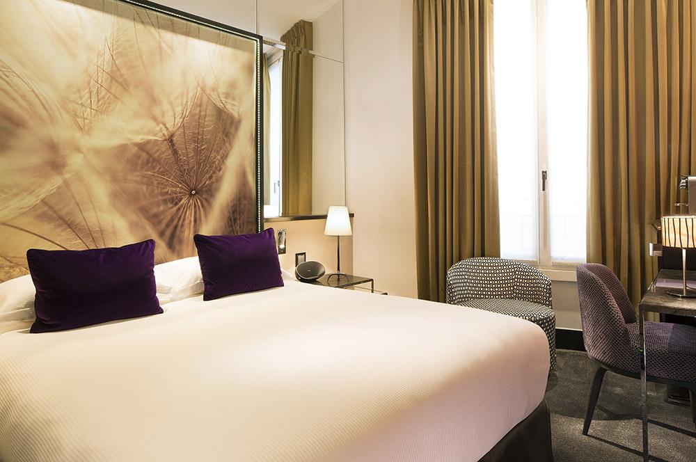 巴黎de Sèze酒店
