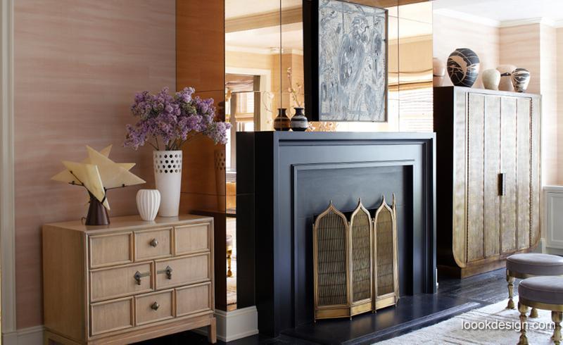 Kelly Wearstler作品top排行榜样板间图片欣赏-美国室内设计女神