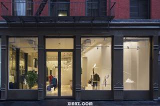 法国设计团队Cigue创造的零售新空间