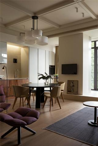 家居客厅隔断室内装饰材料如何选择