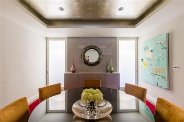 客厅家具陈设设计及装饰物的注意事项