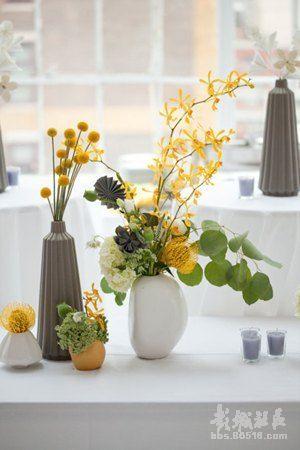 家居风水知识-花瓶陈列设计带来爱情好运