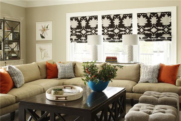 室内陈设要点根据不同房型特点选择相应家具
