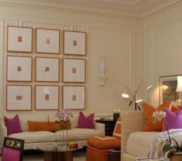 家庭室内陈设软装配饰的布置方法