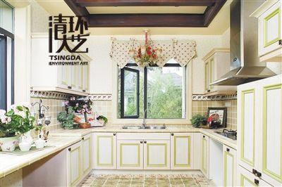 厨房植物陈列设计注意事项