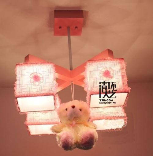 儿童房灯具选择和灯光设计要注意这几点