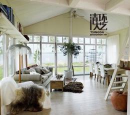 客厅装修陈列技巧 打造活泼融洽氛围