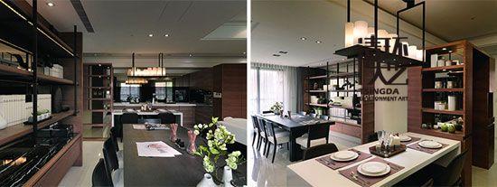 餐厅完美陈列设计 为居室锦上添花