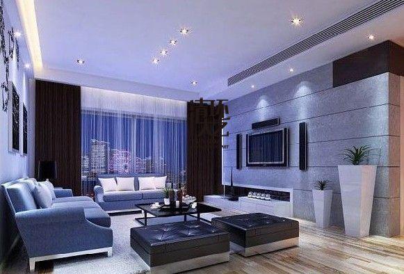 家庭装饰设计中客厅装饰铺地砖还是地板好?