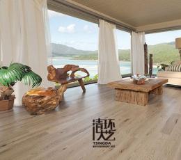 家庭装饰设计中冬季、春季木地板保养技巧