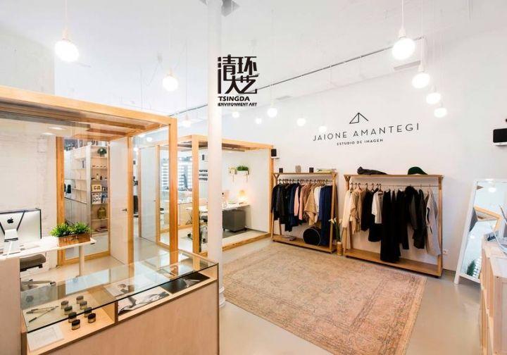 商业空间设计_商业空间展示设计_商业空间设计案例