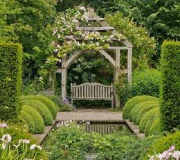 36个花园景观设计欣赏