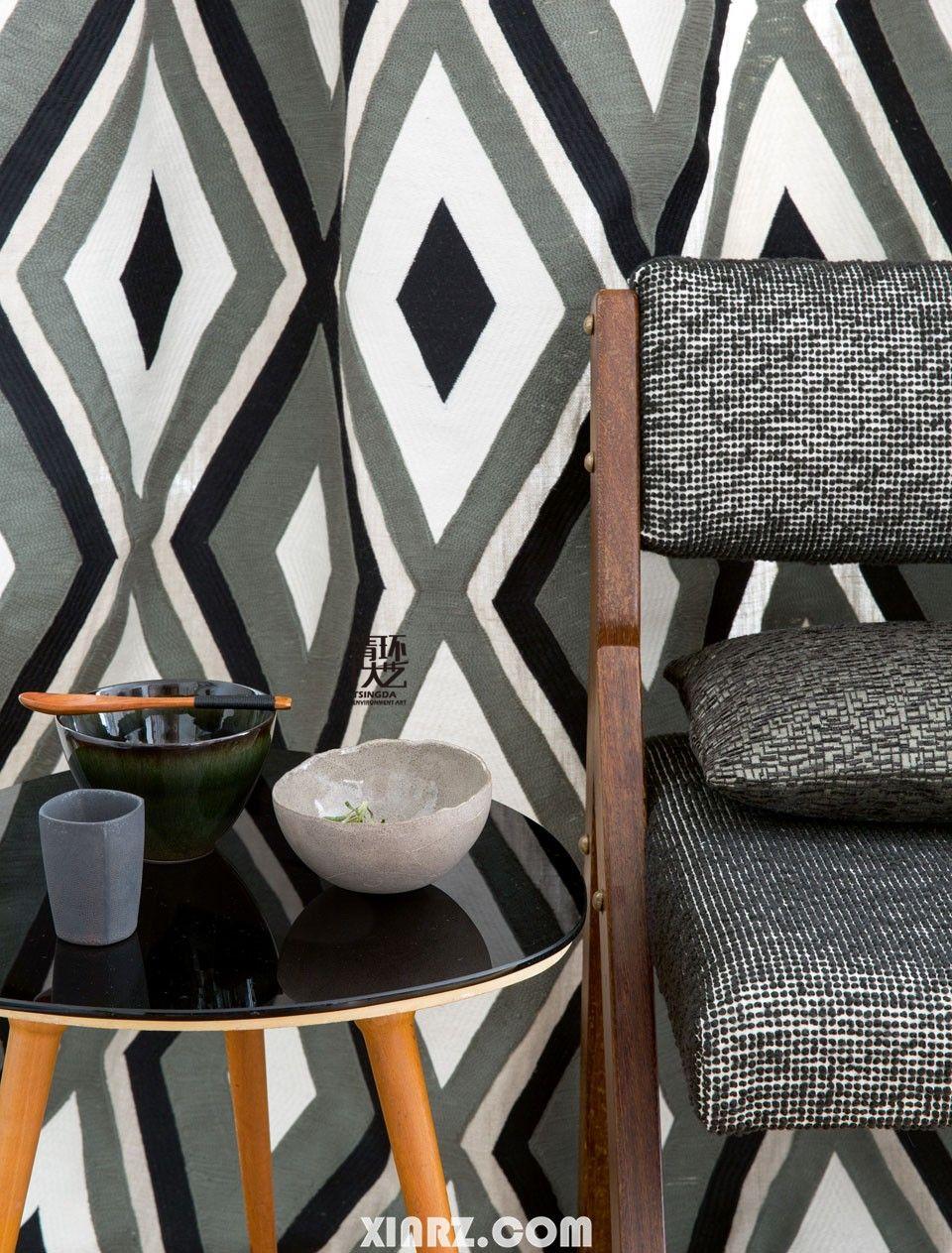 法国纺织品品牌Les tissus