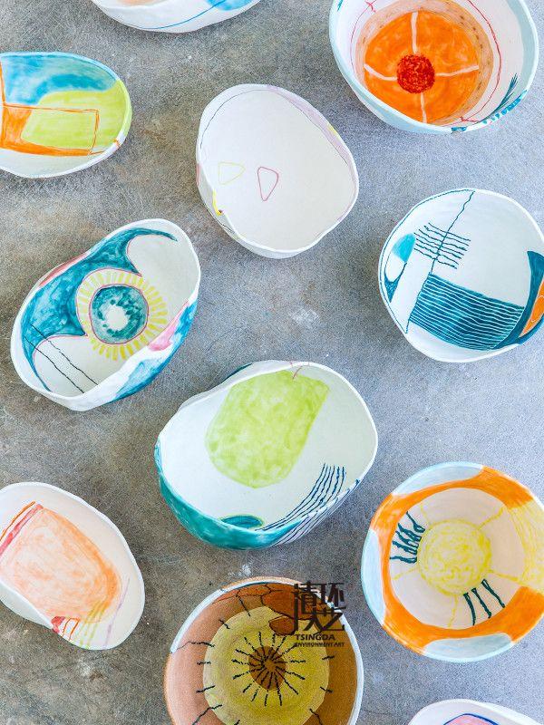 【软装配饰】Holly Macdonald的手工陶瓷作品