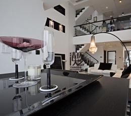 国际别墅软装设计行业的流行趋势及设计理念