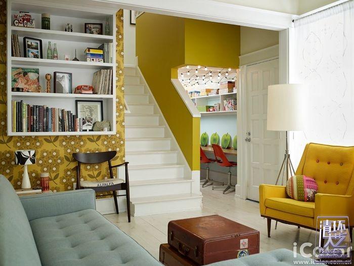 11例黄色渲染 温馨满屋