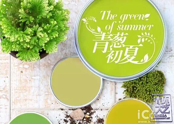 夏天么么茶,给你想要的绿!