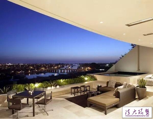 享受私人户外空间 15款别墅户外空间设计图片