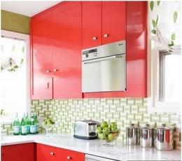 7个厨房色彩搭配 让你的食欲大增
