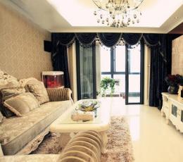 90平简欧小二居 白领丽人都爱的优雅气质婚房