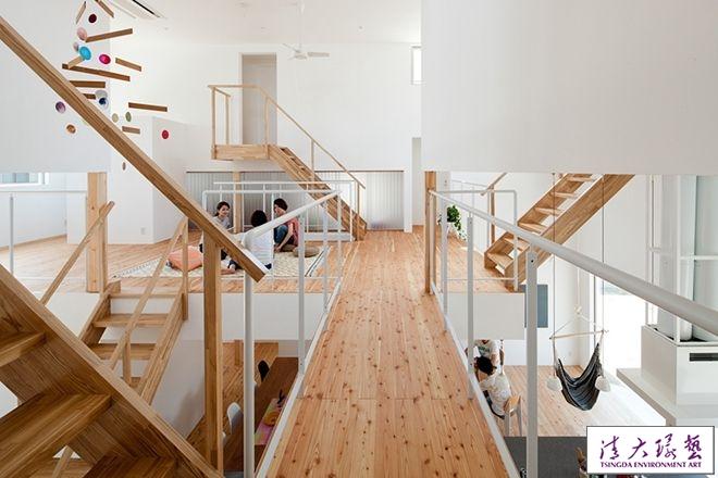 租房也要讲设计!日式森系阳光合租公寓设计