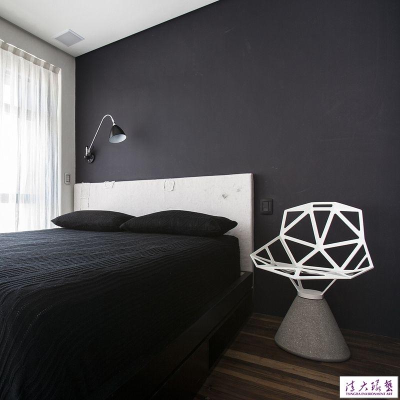 36平米精致小公寓的典型Loft设计
