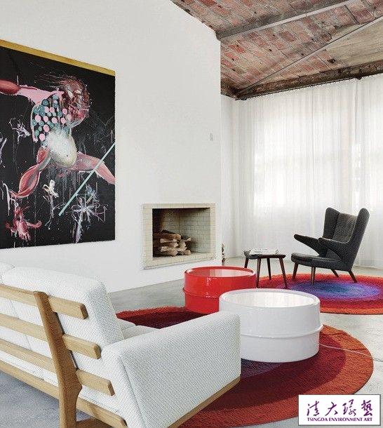 艺术品商人改造老旧犹太女校 变身艺术的画廊
