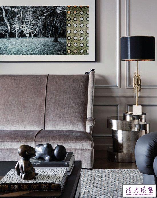 瑞士豪宅:用设计平衡艺术