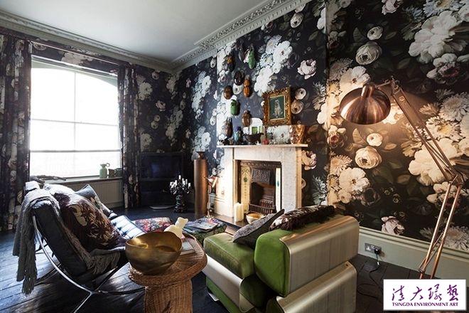 混搭别墅 造一个伦敦花花世界