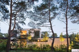 【高清大图】不一样的别墅设计 清新恬淡