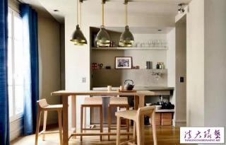 如何把50m2的家打造出精致酒店式公寓范儿