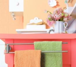 让暖色照进冬日浴室