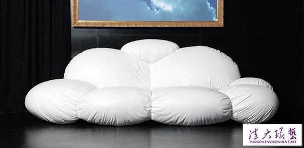 坐享云端!Cirrus云朵沙发