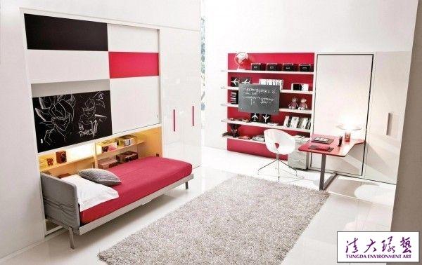 变形计!5款缤纷色彩儿童家具创意设计